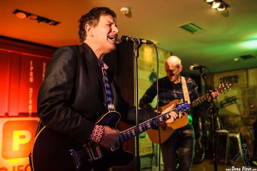 Steve Wynn, WOP Special Nights, Satélite T, Bilbao, 17/X/2015