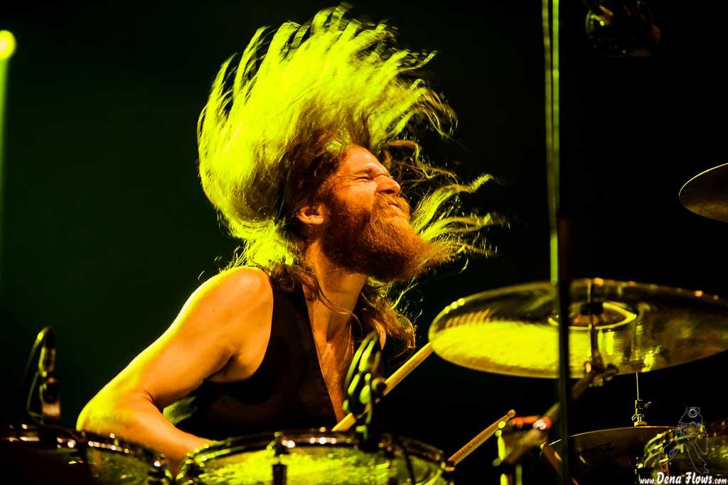Kadavar, Azkena Rock festival 2014, Mendizabala, Vitoria-Gasteiz, 21/VI/2014