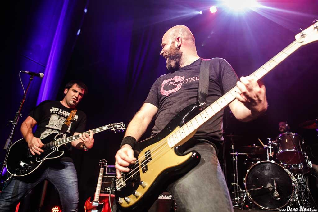 Fetitxe, Concurso Pop-Rock Villa de Bilbao 2016, Final Metal, Bilborock, 11/XI/2016