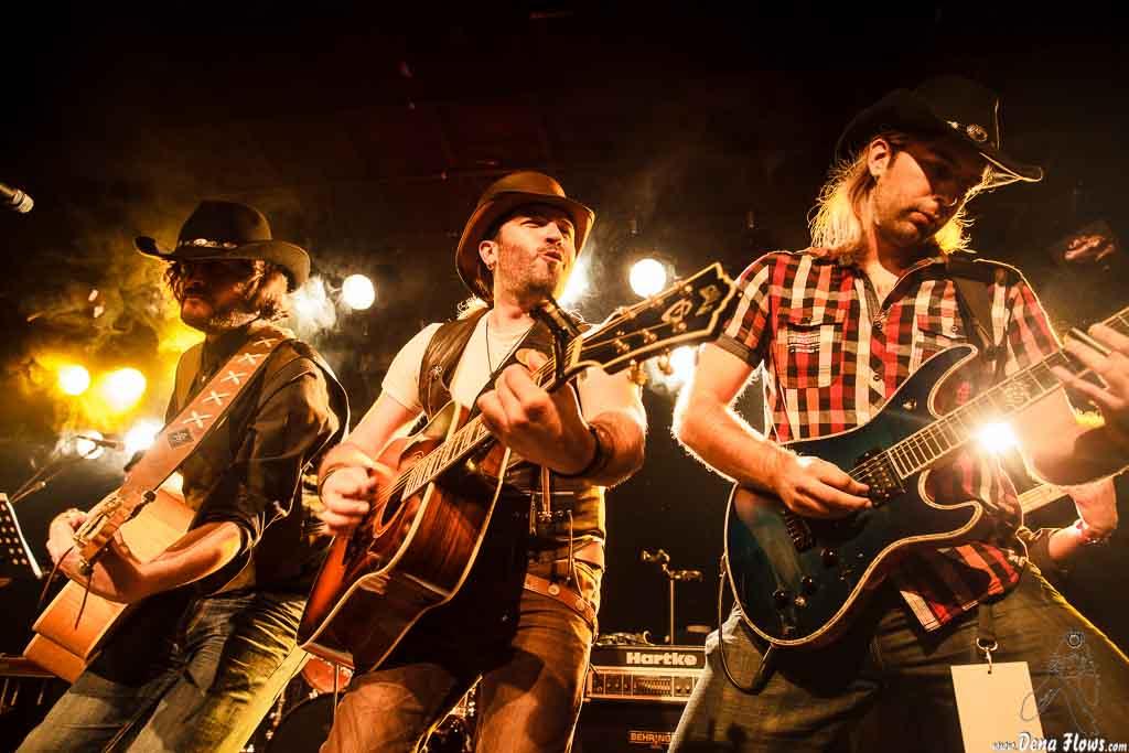 Carvayo, Festival Country Charro 2014, Sala B del CAEM, Salamanca, 13/XII/2014