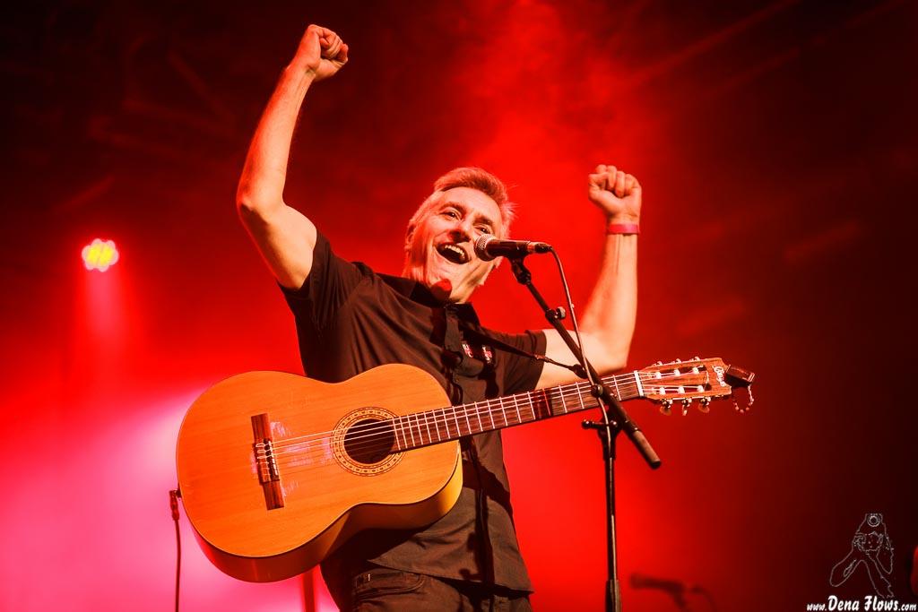 Santiago Delgado y los Runaway Lovers, Mockers Day 2015, Santana 27, Bilbao, 26/XII/2015