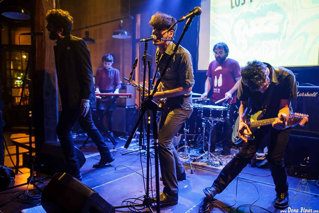 Los Plomos, Fuzz in the city 2015, Hika Ateneo, Bilbao, 27/III/2015