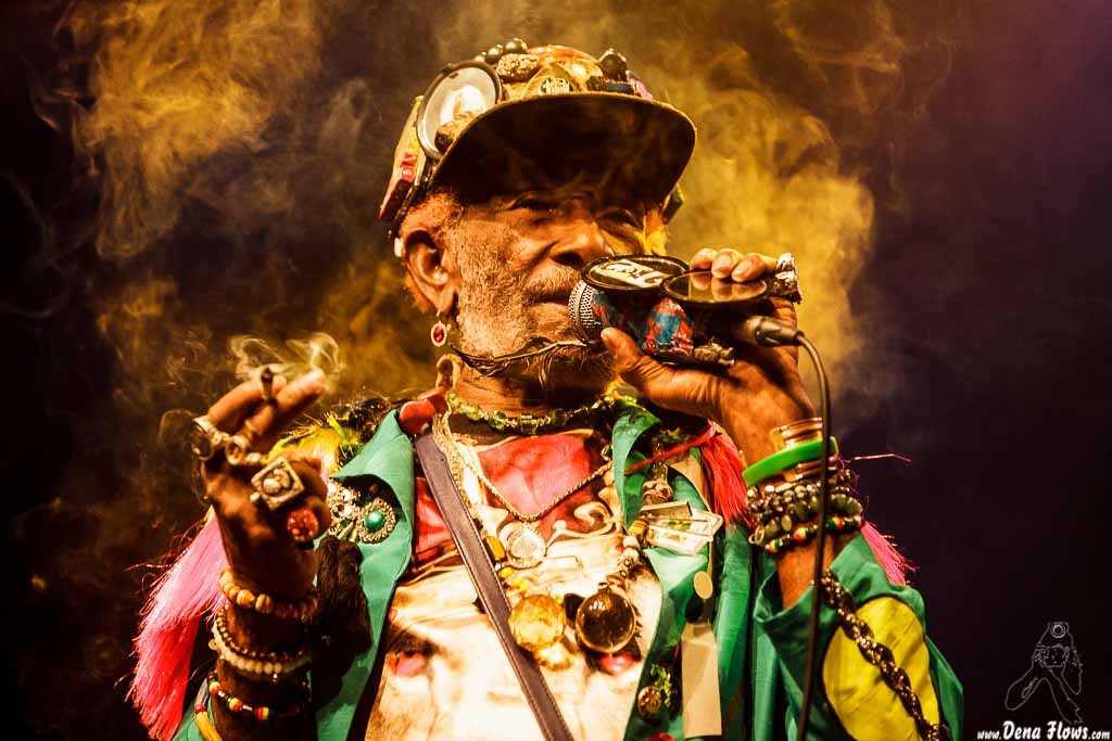 "Lee ""Scratch"" Perry, Ciclo Music Legends 2016, Sala BBK, Bilbao, 22/III/2016"