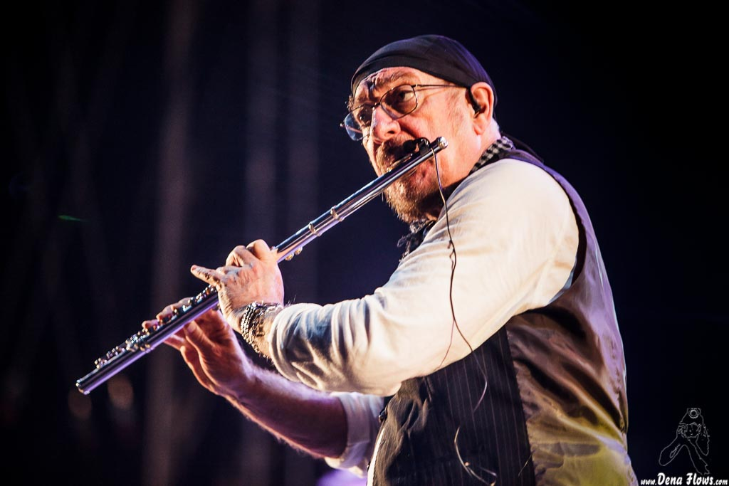 Jethro Tull (by Ian Anderson), Music Legends Fest 2016, Centro La Ola, Sondika, 11/VI/2016