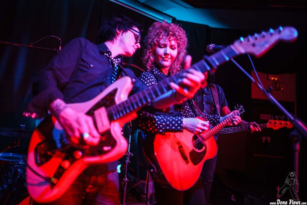 The Mastersons, Kafe Antzokia, Bilbao, 13/XI/2014
