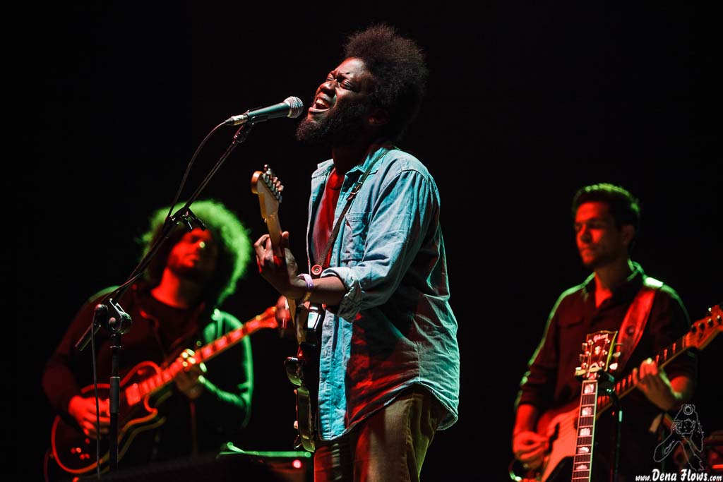 Michael Kiwanuka, Bizkaia International Music Experience - BIME 2015, Bilbao Exhibition Centre - BEC, Barakaldo, 31/X/2015