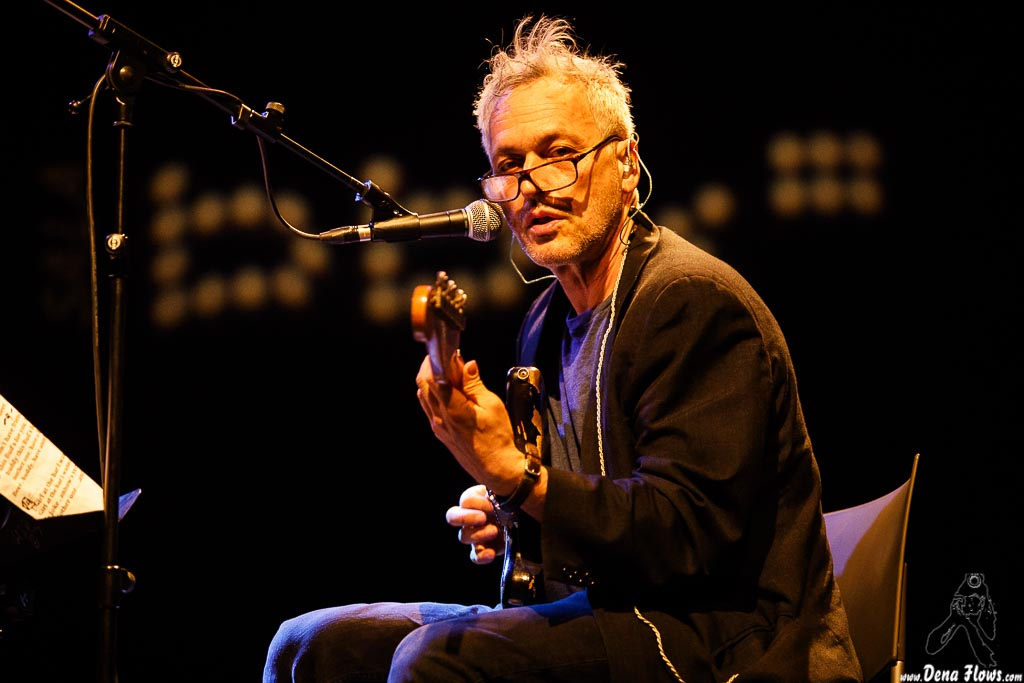 Marc Ribot's Ceramic Dog, Ciclo Music Legends 2016, Sala BBK, Bilbao, 25/X/2016