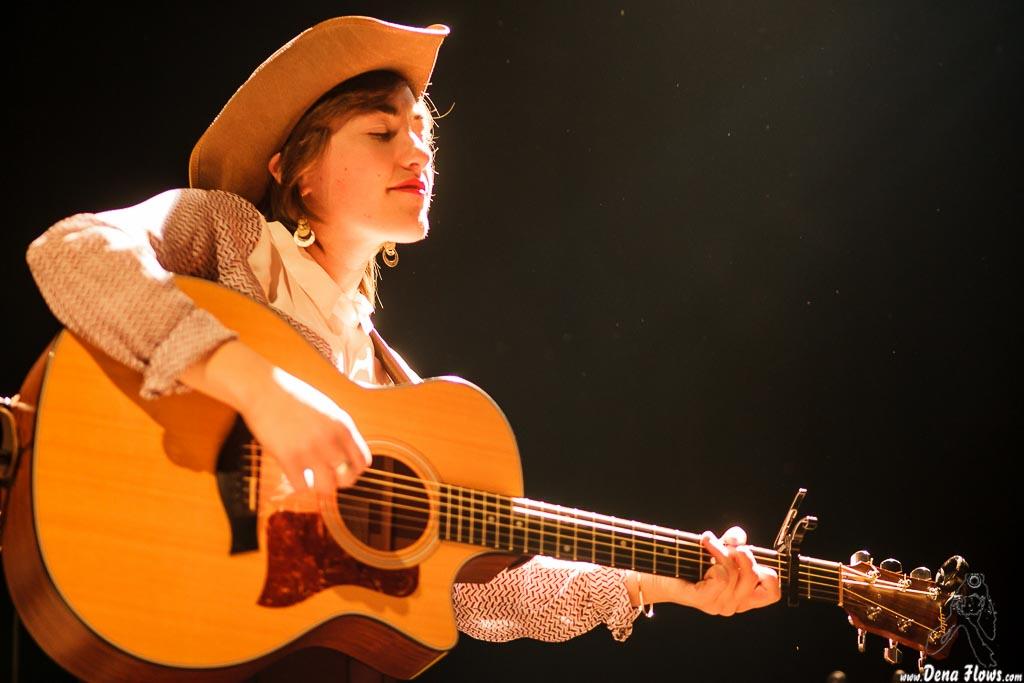 Margo Cilker & The Drunken Angels, Izar & Star 2016, Kafe Antzokia, Bilbao, 18/II/2016