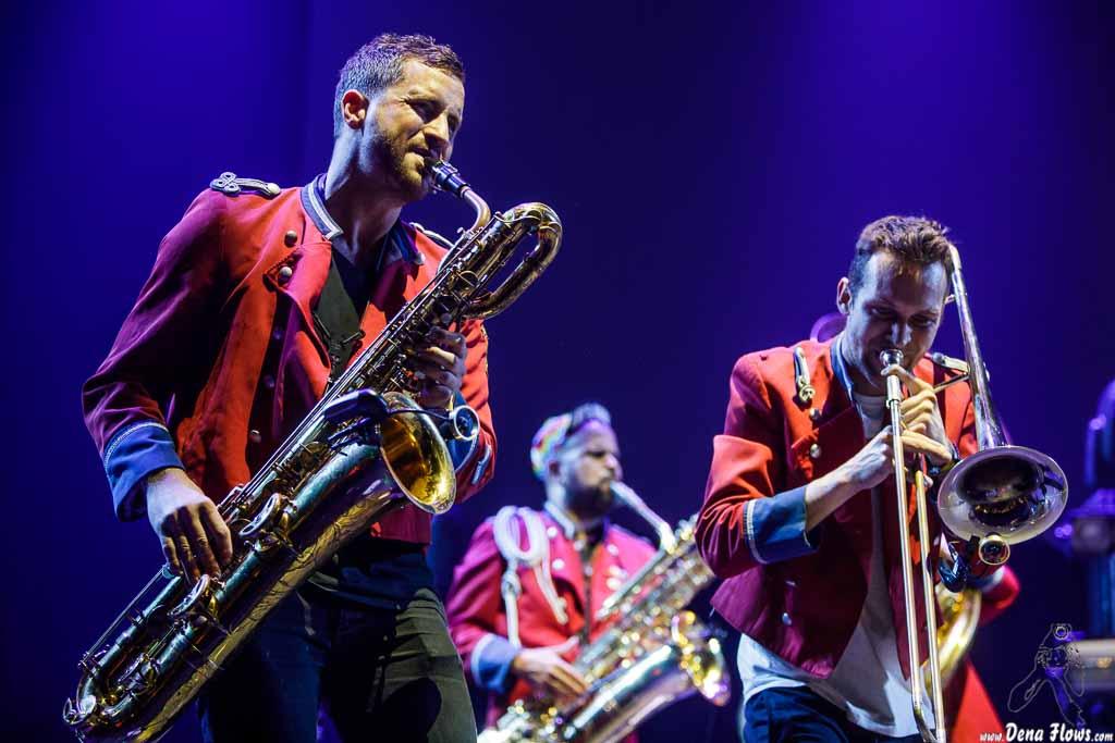 Meute, BIME Live 2017, Bizkaia Arena - BEC, Barakaldo, 27/X/2017. Foto por Dena Flows