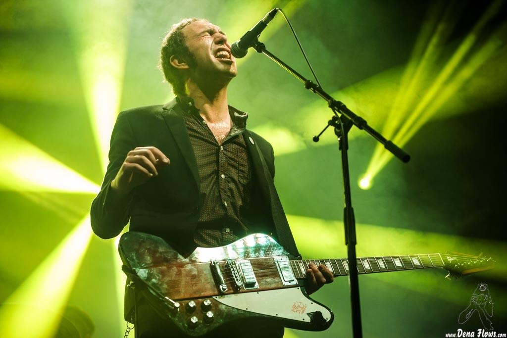 Kurt Baker Combo, WOP Festival 2016, Santana 27, Bilbao, 19/XI/2016
