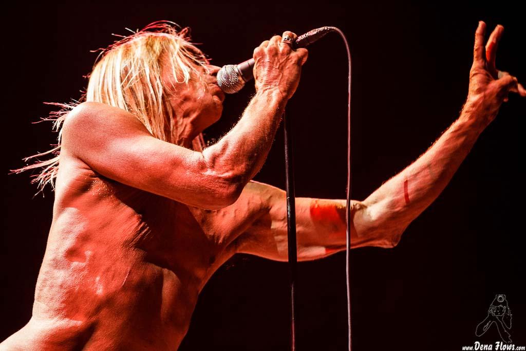 Iggy Pop & The Stooges, Azkena Rock Festival 2006, Mendizabala, Vitoria-Gasteiz, 31/VIII/2006