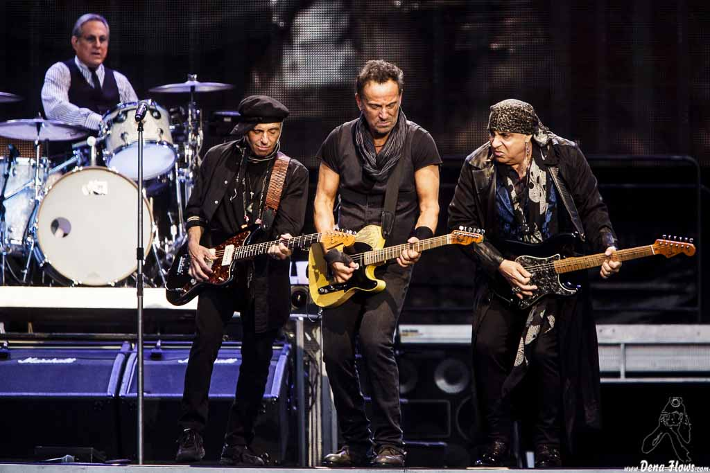 Bruce Springsteen and the E Street Band, Estadio de Anoeta, Donostia / San Sebastián, 17/V/2016