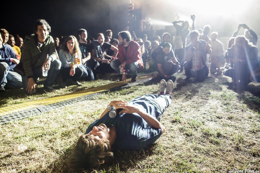 Smile, Mundaka Festival 2015, Santa Katalina, Mundaka, 30/VII/2015