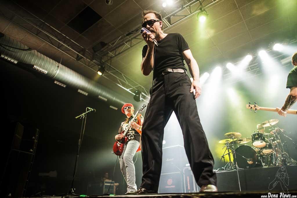 The Damned, Santana 27, Bilbao, 18/IV/2015
