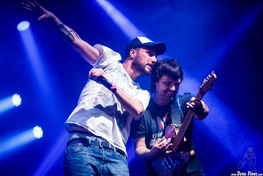 The Riff Truckers eta lagunak, PulpoFest 2018, Santana 27, Bilbao, 17/II/2018