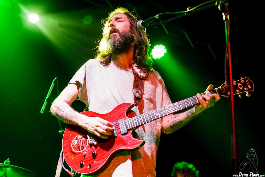 Chris Robinson Brotherhood, Zentral, Pamplona, 9/III/2016