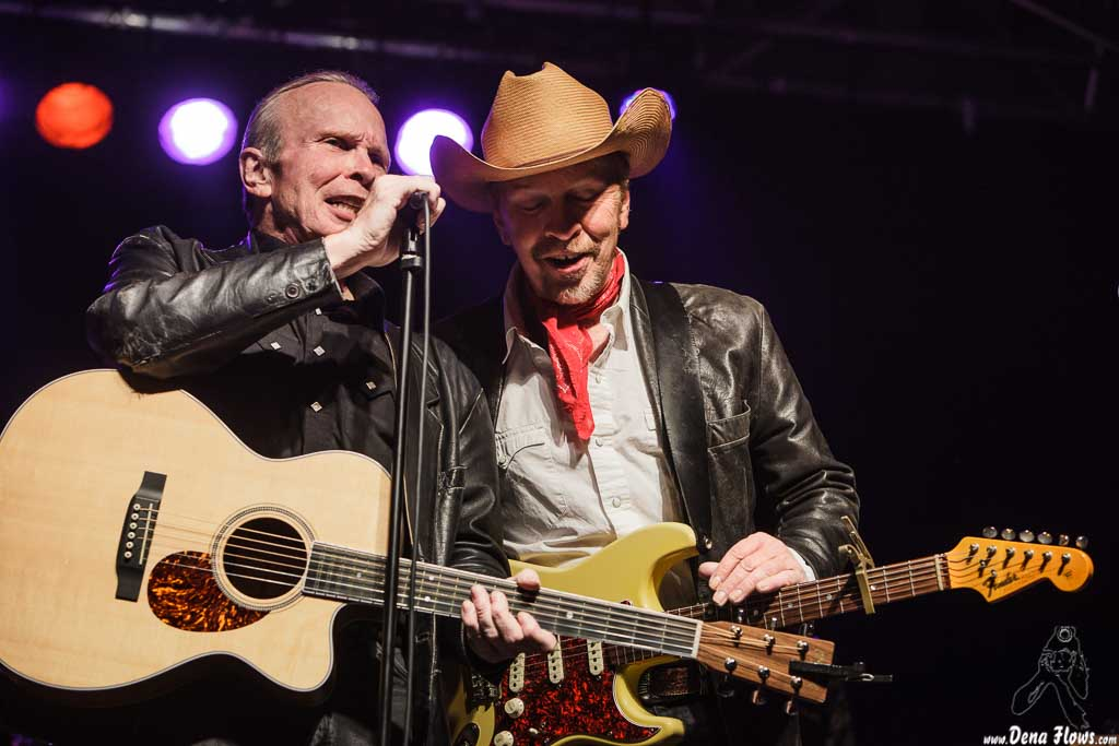 Dave Alvin & Phil Alvin with The Guilty Ones, Irún Zuzenean Festival 2014, Ficoba, Irún, 8/XI/2014