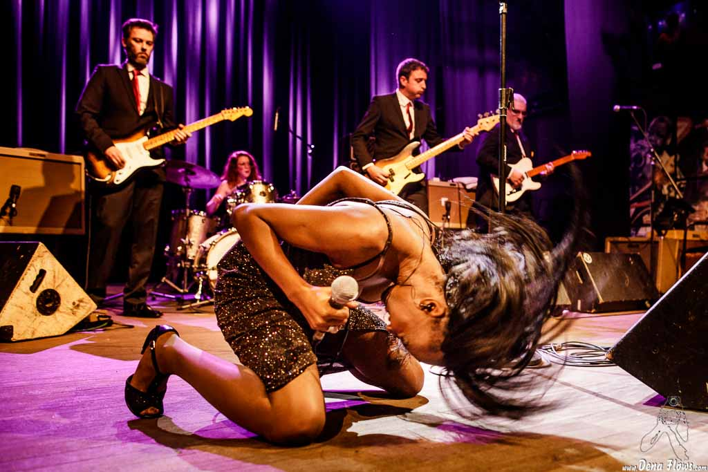 The Excitements, Basque Fest Rock City 2018, Kafe Antzokia, Bilbao, 31/III/2018