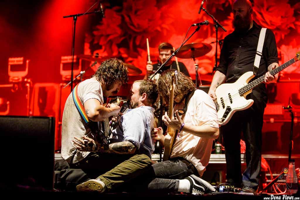 Idles, BIME Live 2017, Bizkaia Arena - BEC, Barakaldo, 28/X/2017