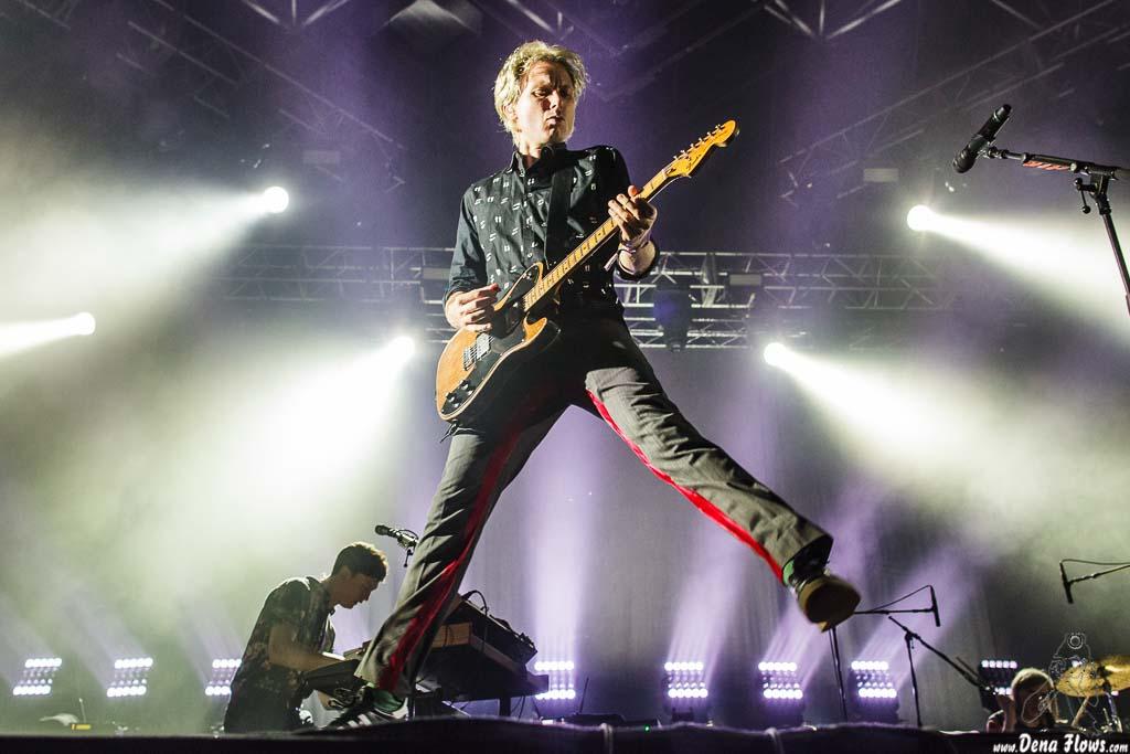 Franz Ferdinand, BIME Live 2017, Bizkaia Arena - BEC, Barakaldo, 28/X/2017