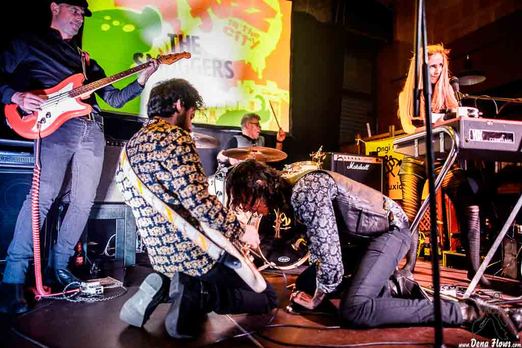 The Smoggers, Fuzz in the city 2017, Hika Ateneo, Bilbao, 31/III/2017