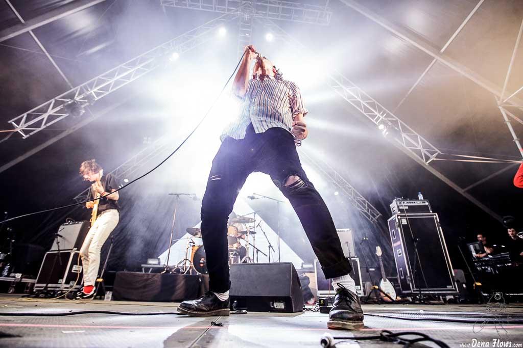 The Parrots, Bilbao BBK Live 2017, Kobetamendi, Bilbao, 8/VII/2017