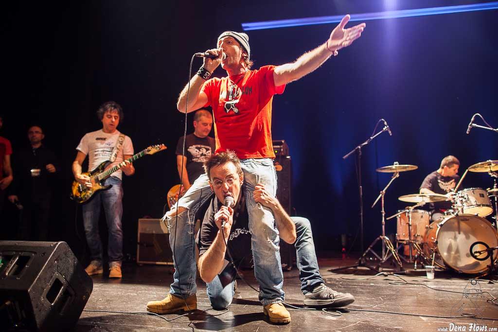 160 metros. Una historia del rock en Bizkaia, Sala BBK, Bilbao, 16/XI/2013