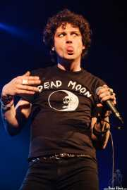 Michael Kastelic, cantante de The Cynics, Santana 27, Bilbao. 2006