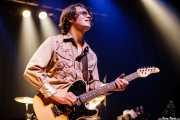 Luther Dickinson, cantante y guitarrista de North Mississippi Allstars, Kafe Antzokia, Bilbao. 2006
