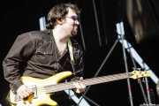 Richie Castellano, bajista de Blue Öyster Cult (14/07/2006)
