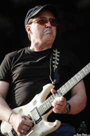"""Donald Brian """"Buck Dharma"""" Roeser, guitarrista de Blue Öyster Cult (14/07/2006)"""