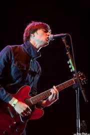 Björn Dixgård, cantante y guitarrista de Mando Diao, Bilbao BBK Live. 2006