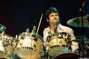 Zak Starkey, baterista de The Who, Pabellón Príncipe Felipe, Zaragoza. 2006
