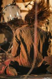 Jony Moreno, cantante de The Soulbreaker Company (Grande Rock Festival, Jaraiz de la Vera, 2006)