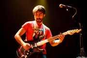 Daniel Merino, guitarrista y armonicista de Smile, Bilborock. 2006