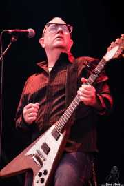 Dave Catching, guitarrista de The Eagles of Death Metal, Azkena Rock Festival, Vitoria-Gasteiz. 2006