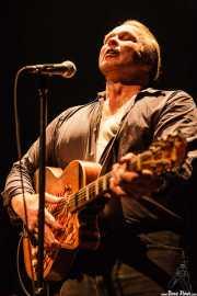 Phil Alvin, cantante y guitarrista de The Blasters, Kafe Antzokia, Bilbao. 2006