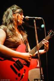 Ainoa Astiazaran, guitarrista de Paniks (Hell Dorado, Vitoria-Gasteiz, 2006)