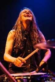 Andrew Loomis, baterista de Dead Moon, Hell Dorado. 2006
