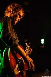 Adam Stephens, cantante, guitarrista y armonicista de Two Gallants, Sala Azkena, Bilbao. 2006