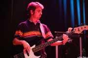 Ferdy Breton, bajista de Smile, Kafe Antzokia. 2006