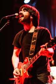 Daniel Merino, guitarrista y armonicista de Smile, Kafe Antzokia. 2006