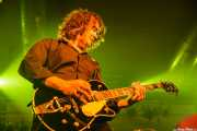 Brian Mire, guitarrista de Muck & The Mires, Santana 27, Bilbao. 2006