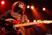 Octavio Vinck, guitarrista de The Paul Collins Beat, Kafe Antzokia, Bilbao. 2007