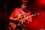 Jon Zameza, guitarrista de The Uski's (29/01/2007)