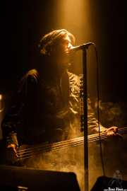 """Jeordie Osbourne White, """"Twiggy Ramirez"""", bajista de Nine Inch Nails, Pabellón de La Casilla, Bilbao. 2007"""