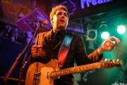 Greg Townson, guitarrista y cantante de The Hi-Risers, Freakland Festival, Ponferrada. 2007
