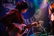 Roi Fontoira, guitarrista y cantante de The Phantom Keys (Freakland Festival, Ponferrada, 2007)