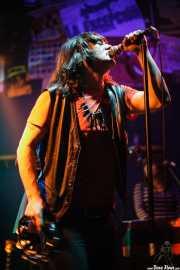 """Marcos Mascato """"Marky"""",cantante de The Phantom Keys (Freakland Festival, Ponferrada, 2007)"""