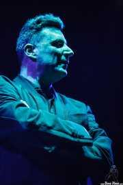 """José María Sanz Beltrán """"Loquillo"""", cantante, cantante de Loquillo, Bilbao Exhibition Centre (BEC), Barakaldo. 2007"""